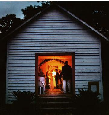 JFK Jr Wedding Chapel
